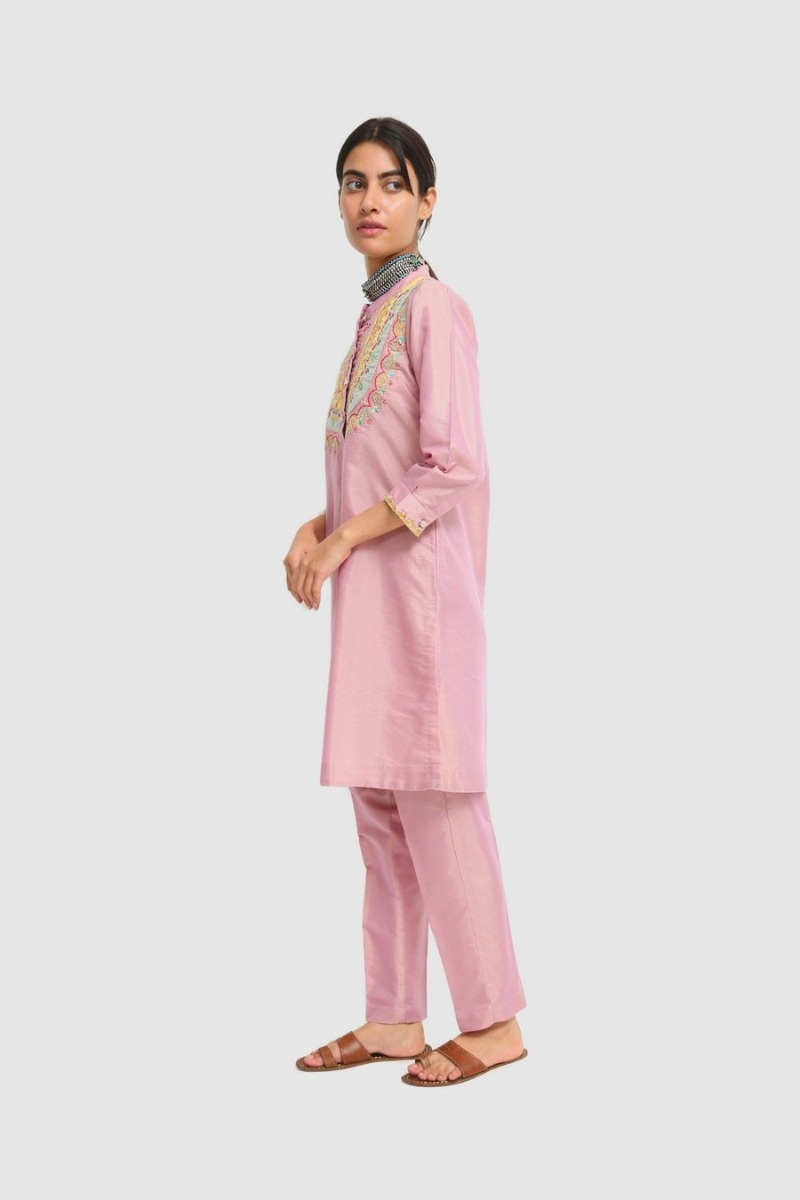 Noor Bano Embroidered 2-Pc
