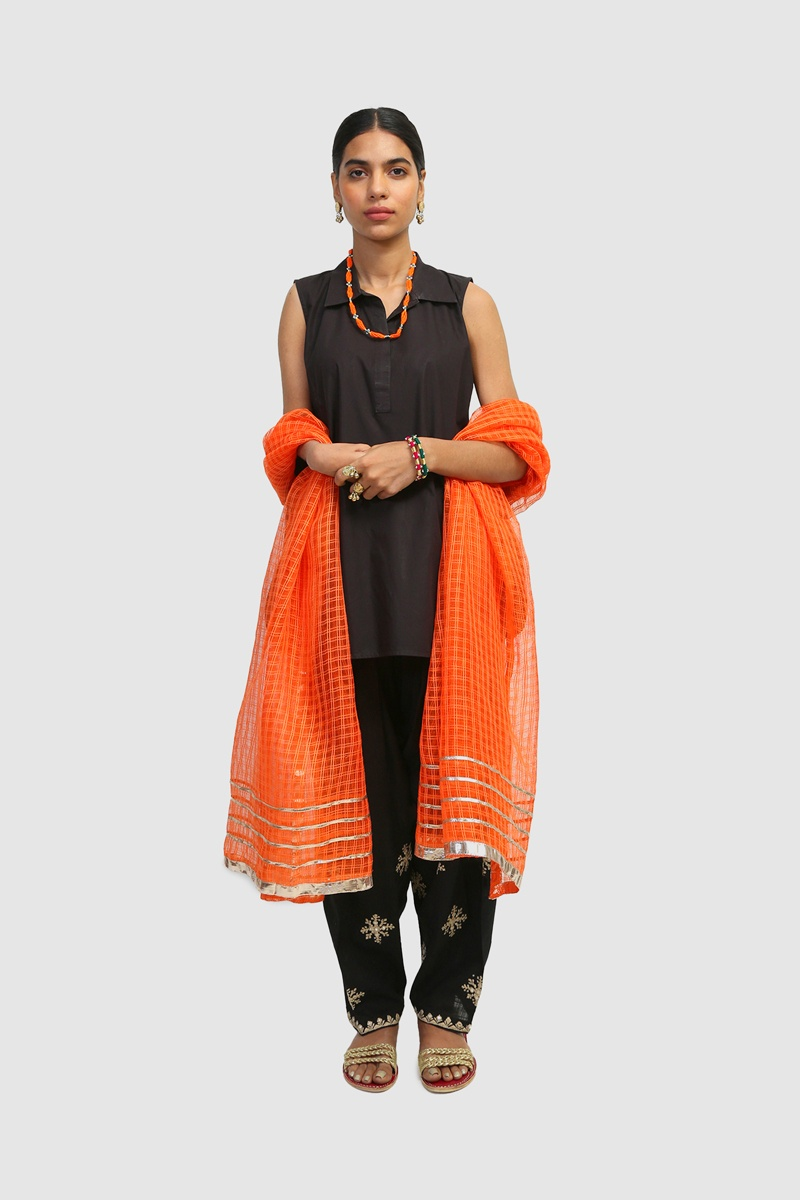 Fables of Awadh Dupatta
